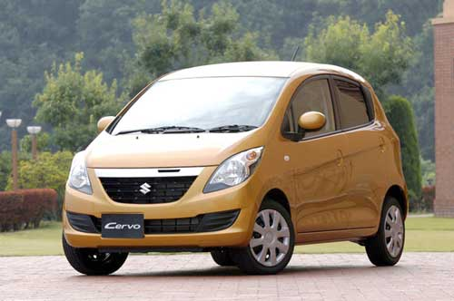 Cervo, Mini Car Terbaru dari Suzuki   PURNA PRAKARYA MUDA